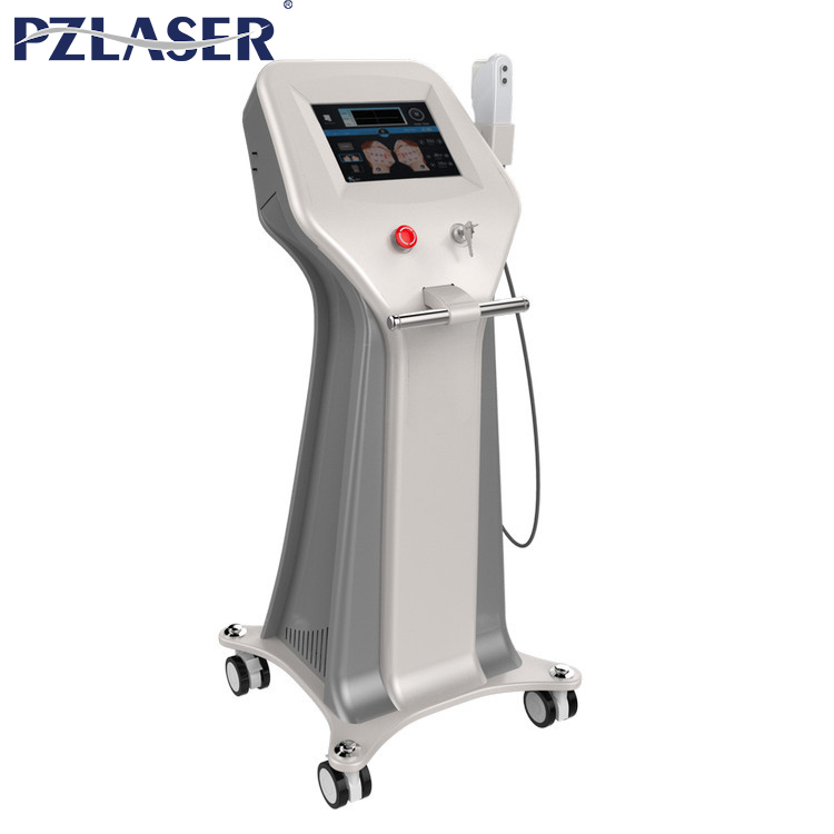 Promotion skin wrinkle removal & collagen remodeling equipment / hifu machine face lift