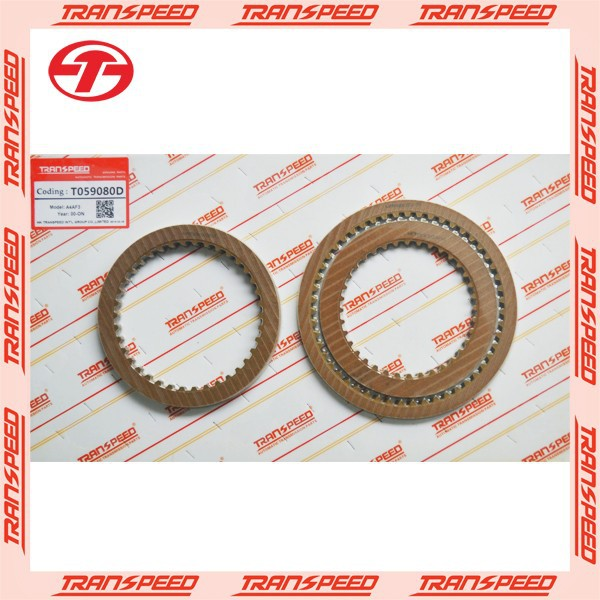 automatic transmission T059080D,A4AF3,friction kit plate clutch disc for HYUNDAI