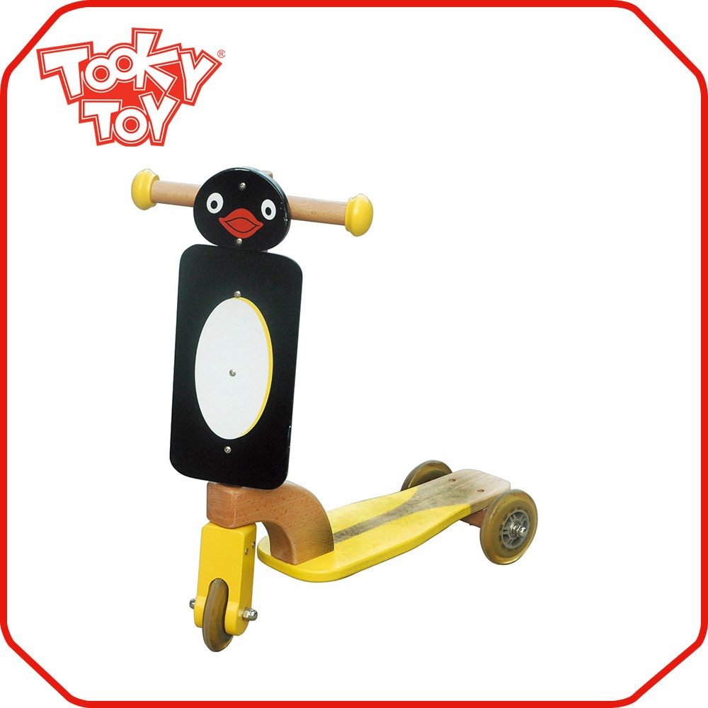 Hot sale promotional gifts three wheel kick scooter
