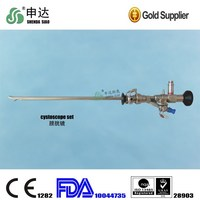 Wholesale Medical Supplies Urological Surgery Equipment 0 Degree Cystoscope set
