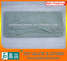 Natural green mushroom stones for interior wall house