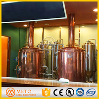 Factory supply 3 years warranty beer brewery equipment,3 bbl brewing system for pub,bar,hotel and restaureweries and restaurants