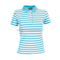 women's office uniform design polo shirt/wholesale clothing
