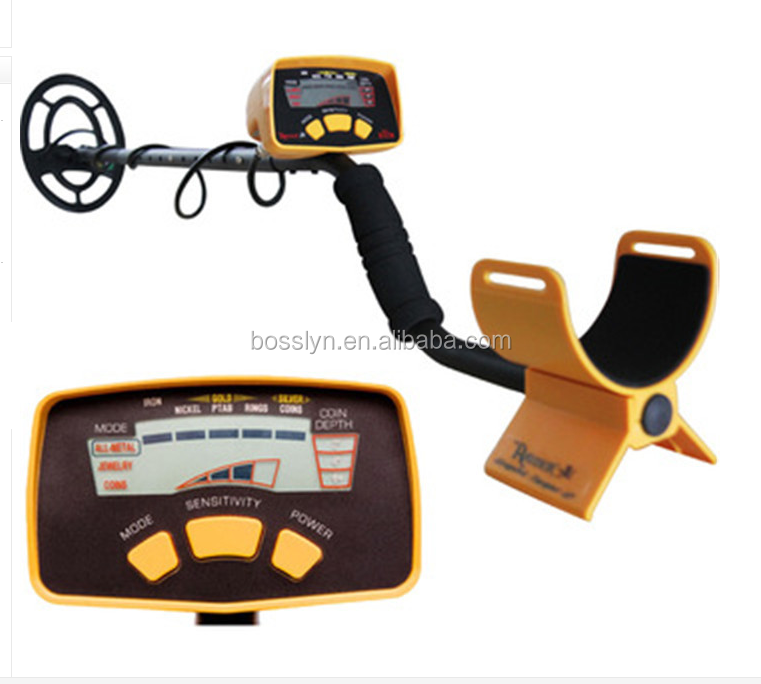 Most Popular MD-3010II High Sensitivity used gold metal detector