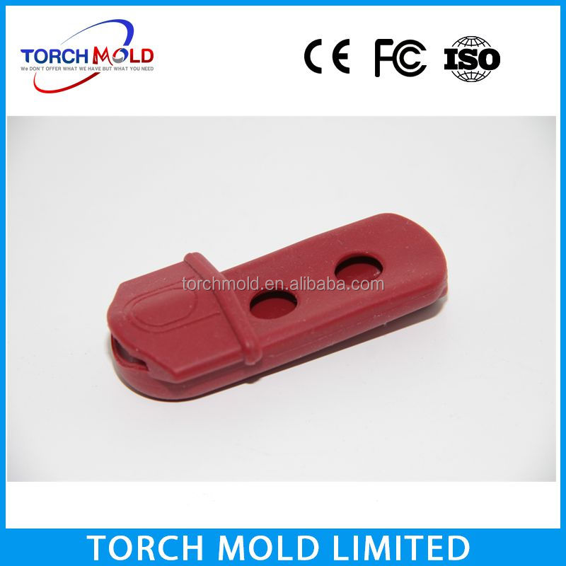 Use on hospital medical 20 degree silicone finger stall Medical finger protection sleeve silicone mold