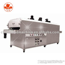 High efficiency HK series nut and vegetable microwave drying /nut roasting machine
