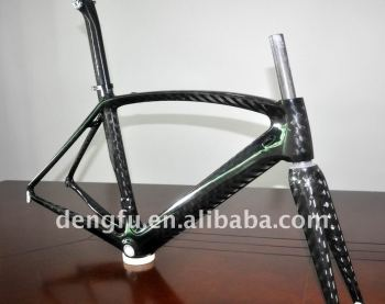 2015 aero road racing carbon bicycle frame FM098