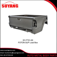 Replacement steel load box for Foton auto body parts