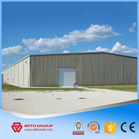 Pre-engineered Construction with Drawings Factory Price Long Life Steel Structure