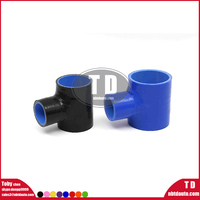 High Performance Flexible Automotive T shape silicone hose/tube/pipe