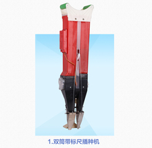 hand corn seeder machine and manual rice seeder