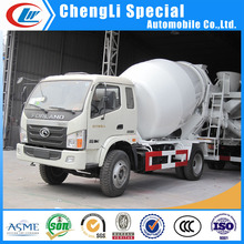 New Condition Concrete Mixer Truck in Small cement Mxing Machine for Building Construction