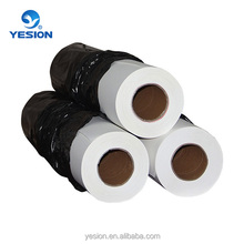 Yesion 111.8cm and 160cm width 100gsm fast dry tacky sublimation transfer paper roll