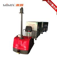 AGV Electric Tow Tractor forklift tower truck 3000kg