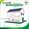 10kw off-grid solar panel power systems with power bank for home use