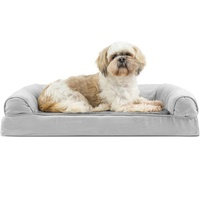 Wholesale factory Eco-Friendly New Design Luxury Bolster Washable og sofa bed dog seat cover