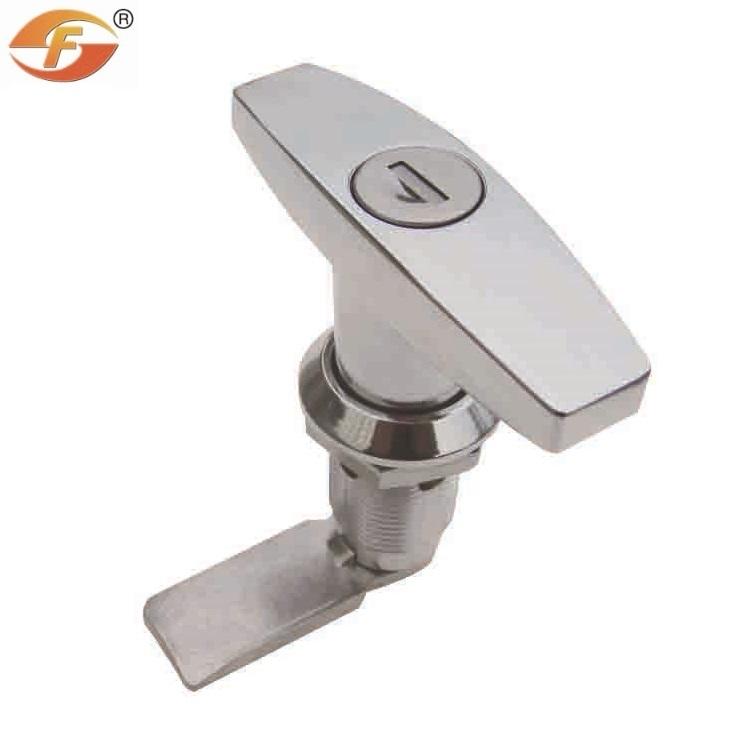 Shenghong Garage Door T Handle Key Lock Cabinet Door Swing Handle