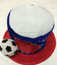 China factory wholesale Carnival party football funs hat