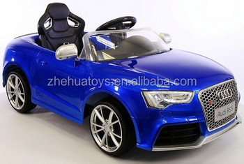 12V licensed ride on car audi rs5 audi kids car audi ride on car for children