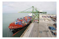 International shipping cost from china to Manado