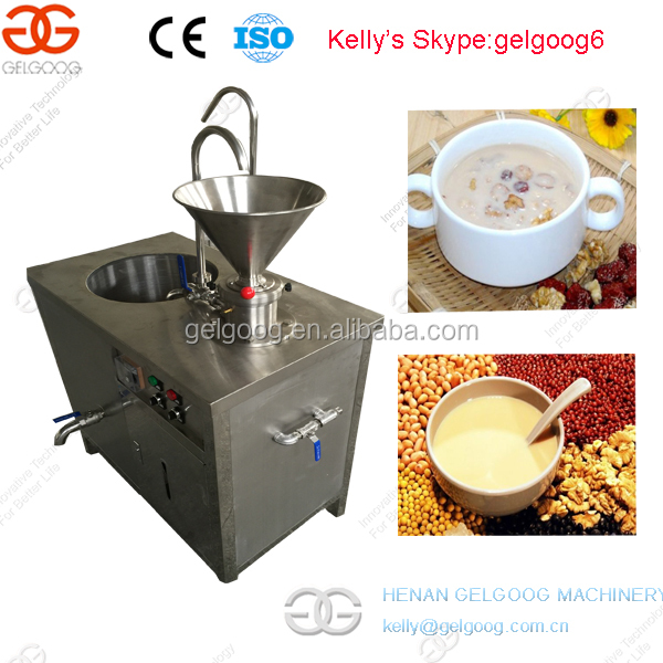 Industrial Soy Milk Maker Milk Boiling Machine Hot Sale Price in Stock