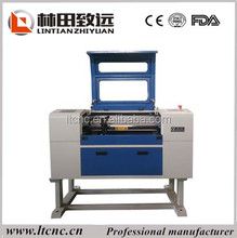 Laser engraving machine/laser cutting machine for plywood photo frame 600x400mm working area