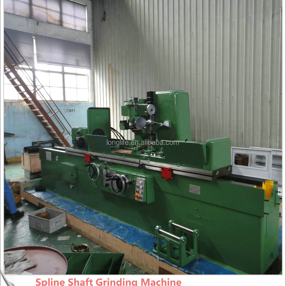 M8612x2000 spline shaft grinder made in China
