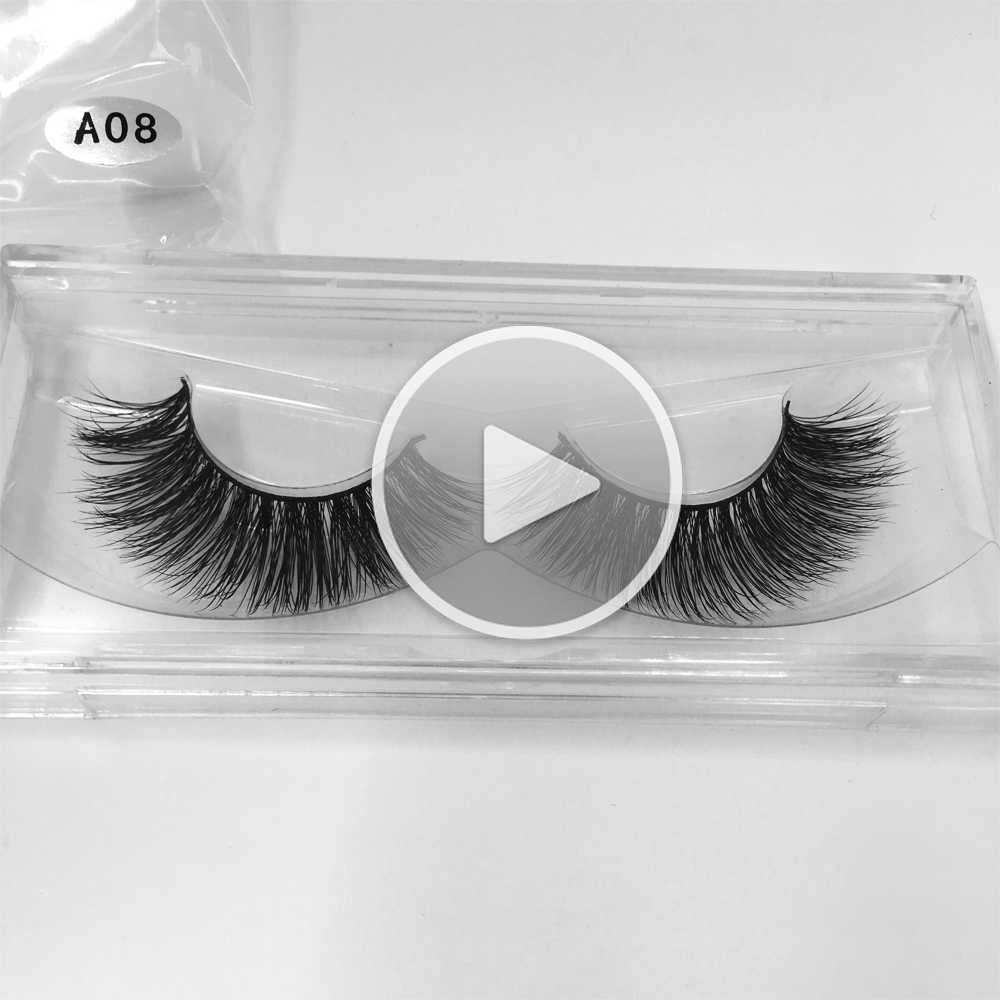 Qingdao iBeauty 3D Mink Eyelashes Custom Eyelashes magnetic Lashes Packaging