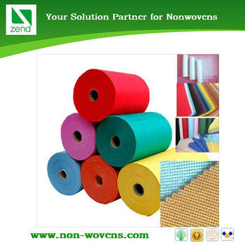 15-year-old manufacture of 100% PP bonding fabric