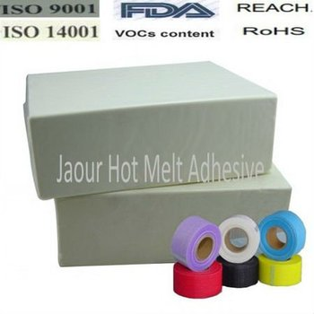 China Supplier Hot Melt Pressure Sensitive Adhesive for Double-side Tapes