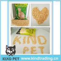 High Grade Nature 100% Eco-friendly Pine Wood Cat Litter