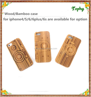 China innovative products custom OEM engraving mobile phone accessory for iphone wooden case
