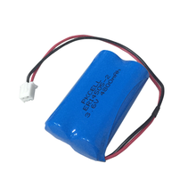 Low Self Discharge Rate 3.6V 4800mAh ER14505 Lithium Ion Electric Tools Battery Pack