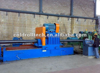 welded tube mill line