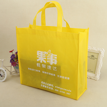Hot Selling Product ecological non woven bag eco-friendly rpet bags