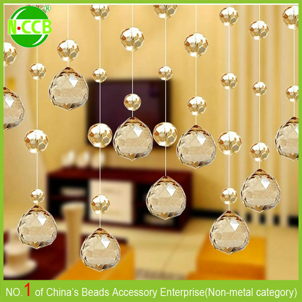 Alibaba express China manufacturer fancy handmade crystal bead curtain