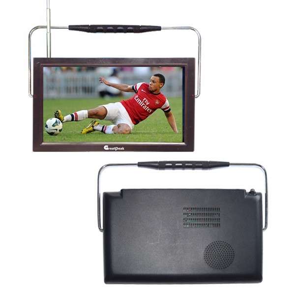 hot sale 9inch dc solar <strong>tv</strong> with digital <strong>TV</strong> DVB-T2 from africa kenya