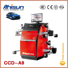 car accident body repair equipment auto wheel aligner machines