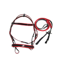 Custom Your Own Designs Horse Racing Equipments, Pvc Horse Bridle Set