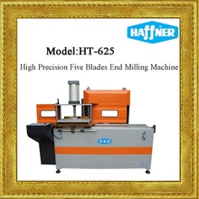 China End Milling Machine 5 Blades for Aluminum Profile Process