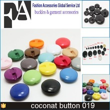 fancy plastic children's buttons for clothing (S2-1068)