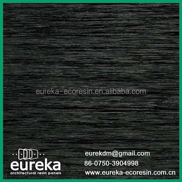 Resin wall covering carved decorative laminated particle board