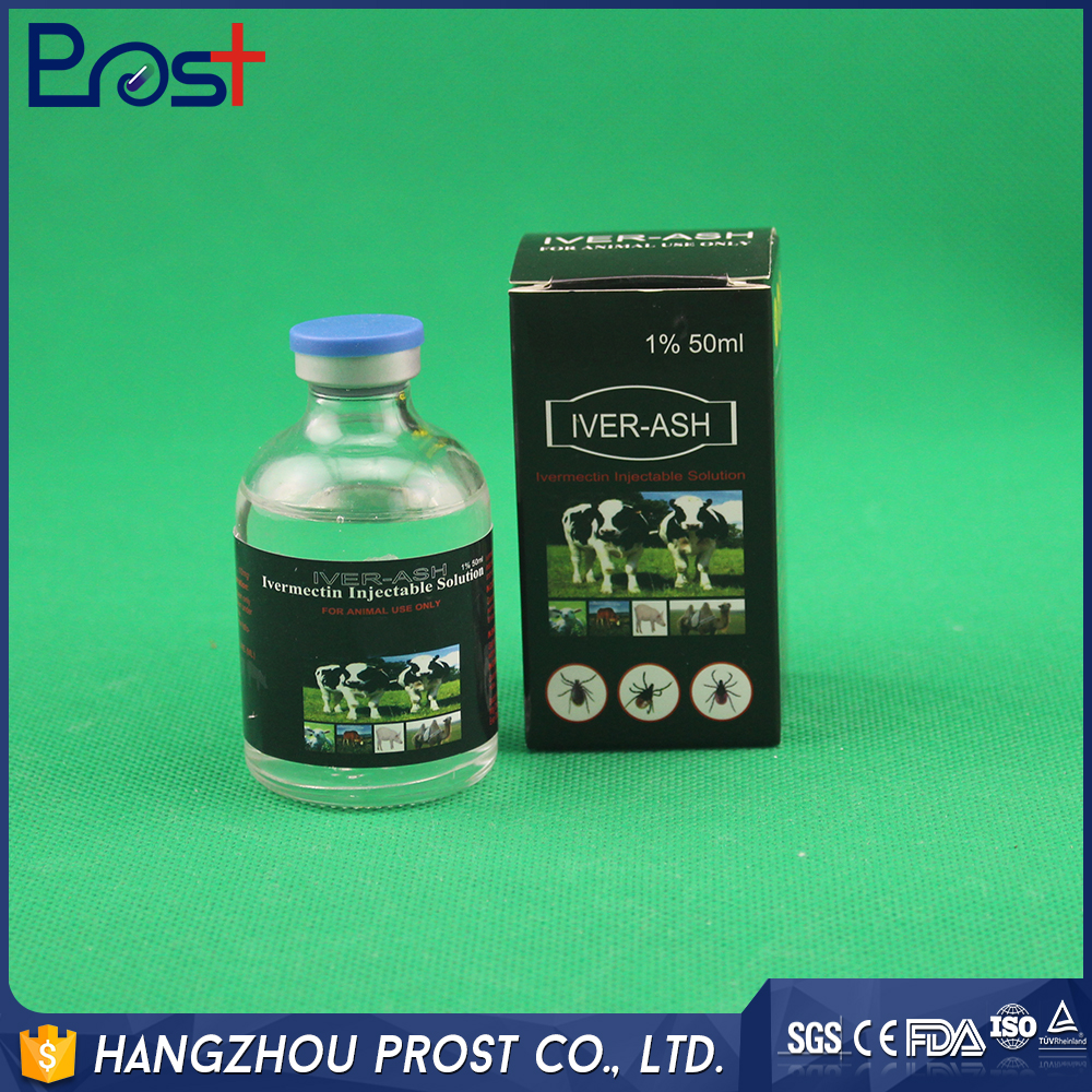 High Quality Reproductive System Drugs Ivermectin Clorsulon Injection Depond