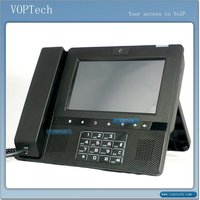 Android iax ip phone with 4 SIP Lines IAX2 HD Voice Based on Android 2.1