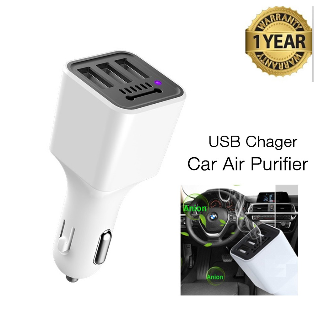 2017 New Design New Hot Products On The Market ( Car Air Purifier HM-5 )