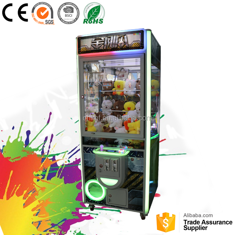 Europe japanese toy vending machine prize vending game machine