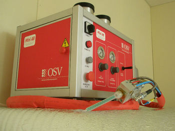 OSV Mini AB - Compact mixing and dosing unit for polyurethane, silicone, and epoxy