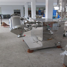 3d dry pharmaceutical powder blender machine sell with ISO CE