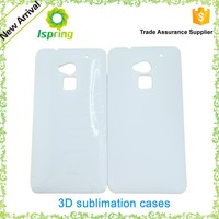 Good quality 3D sublimation blank white phone cover