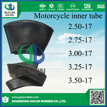 Good quaility 2.50-17 2.75-17 3.00-17 3.25-17 3.50-17 MotorcycleTube for sale